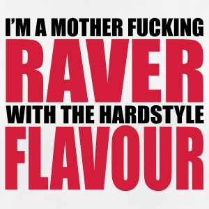 Mother F*cking Raver 2 EDM Quote T-shirts - Andningsaktiv T-shirt dam