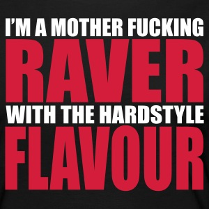Mother F*cking Raver 2 EDM Quote Shirts met lange mouwen - Vrouwen Premium shirt met lange mouwen