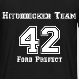 Hitchhicker Guide - T-shirt Homme