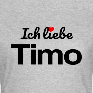 Timo T-Shirts - Frauen T-Shirt