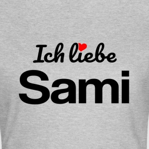 Sami T-Shirts - Frauen T-Shirt