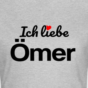 Ömer T-Shirts - Frauen T-Shirt
