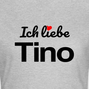 Tino T-Shirts - Frauen T-Shirt