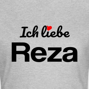Reza T-Shirts - Frauen T-Shirt