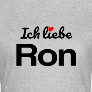 Ron T-Shirts - Frauen T-Shirt