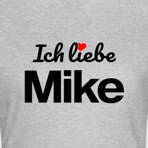 Mike T-Shirts - Frauen T-Shirt