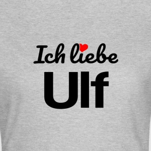 Ulf T-Shirts - Frauen T-Shirt