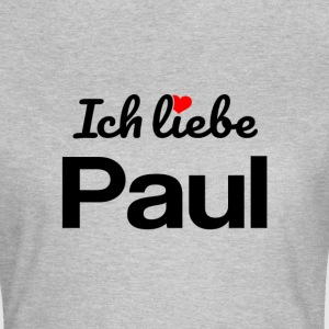 Paul T-Shirts - Frauen T-Shirt