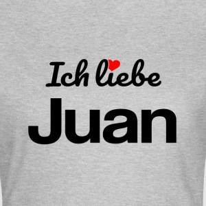 Juan T-Shirts - Frauen T-Shirt