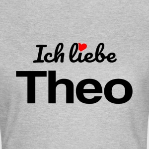 Theo T-Shirts - Frauen T-Shirt