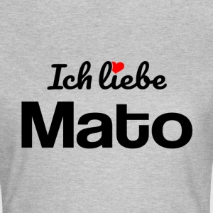 Mato T-Shirts - Frauen T-Shirt