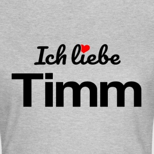 Timm T-Shirts - Frauen T-Shirt
