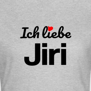Jiri T-Shirts - Frauen T-Shirt