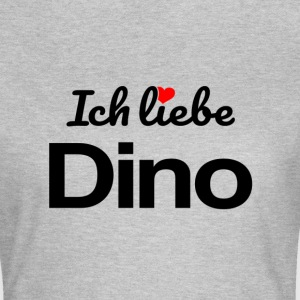 Dino T-Shirts - Frauen T-Shirt