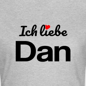 Dan T-Shirts - Frauen T-Shirt