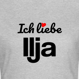 Ilja T-Shirts - Frauen T-Shirt