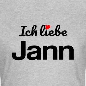 Jann T-Shirts - Frauen T-Shirt
