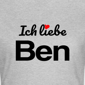 Ben T-Shirts - Frauen T-Shirt