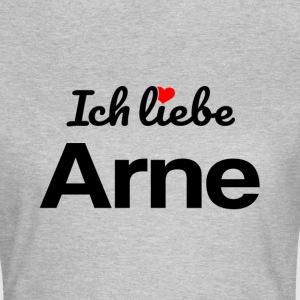 Arne T-Shirts - Frauen T-Shirt