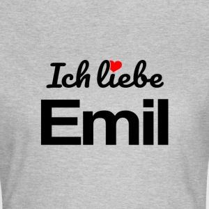 Emil T-Shirts - Frauen T-Shirt