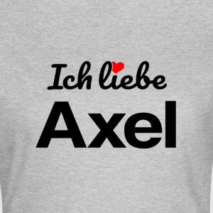 Axel T-Shirts - Frauen T-Shirt