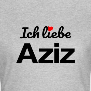 Aziz T-Shirts - Frauen T-Shirt