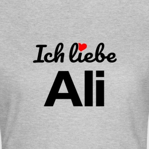 Ali T-Shirts - Frauen T-Shirt