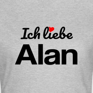 Alan T-Shirts - Frauen T-Shirt