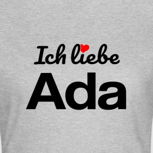 Ada T-Shirts - Frauen T-Shirt