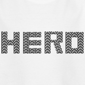Dad hero father hero parents father's day Shirts - Kids' T-Shirt