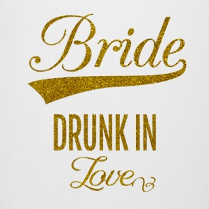 bride_drunk_in_love_orig Mugs & Drinkware - Beer Mug