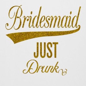 bridesmaid_just_drunk_orig Mugs & Drinkware - Beer Mug