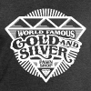 World Famous Gold & Silver Pawn Shop Diamond - Men's Organic Sweatshirt by Stanley & Stella