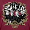 World Famous Gold & Silver Pawn Shop Stars - Women's Oversize T-Shirt