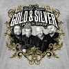 World Famous Gold & Silver Pawn Shop Stars - Men's Vintage T-Shirt