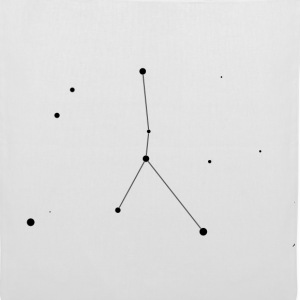 White Cancer Constellation Bags  - Tote Bag
