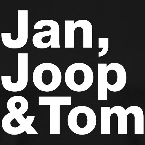 Jan, Joop & Tom