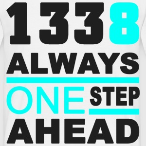1338 Always one Step ahea T-Shirts - Männer T-Shirt