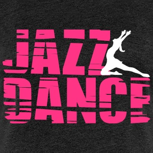 Jazz Dance - Frauen Premium T-Shirt