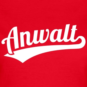 Anwalt T-Shirts - Frauen T-Shirt
