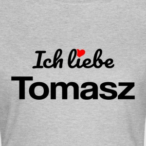 Tomasz T-Shirts - Frauen T-Shirt