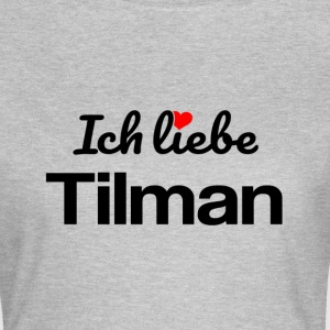 Tilman T-Shirts - Frauen T-Shirt