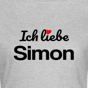 Simon T-Shirts - Frauen T-Shirt