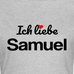 Samuel T-Shirts - Frauen T-Shirt