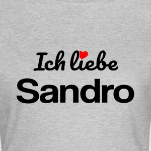 Sandro T-Shirts - Frauen T-Shirt