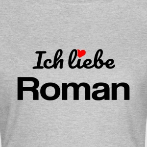 Roman T-Shirts - Frauen T-Shirt