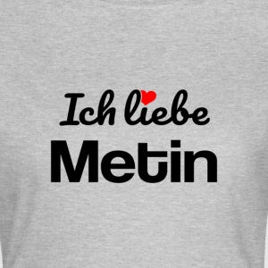 Metin T-Shirts - Frauen T-Shirt