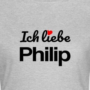 Philip T-Shirts - Frauen T-Shirt