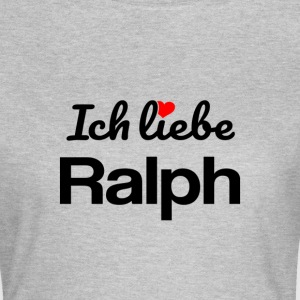 Ralph T-Shirts - Frauen T-Shirt