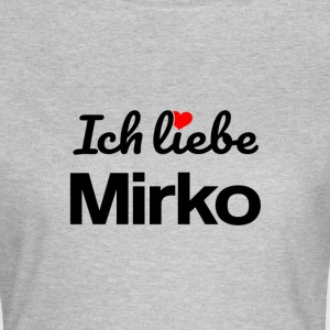 Mirko T-Shirts - Frauen T-Shirt